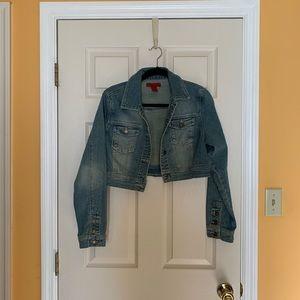 Red Fox jean jacket